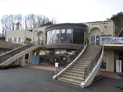 Entrance to Rest House Kamayama