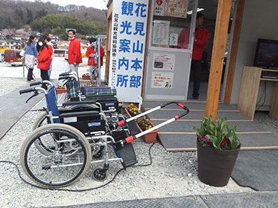 Wheelchair Rental (seasonal use only)