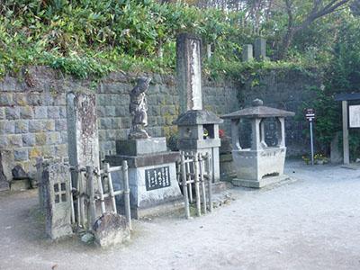 Grave for Byakkotai