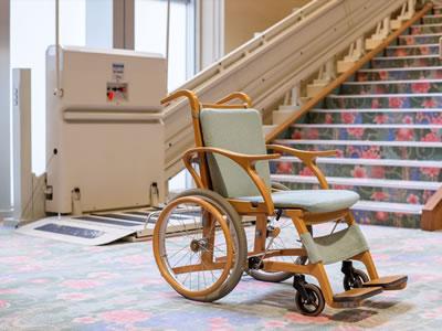 Wooden wheelchair Rental